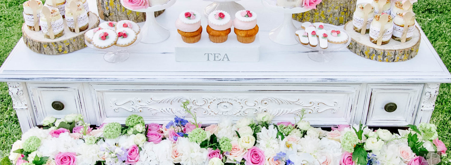 shabby chic party